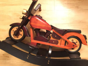 "Motorcycle ""Rocking Horse"""