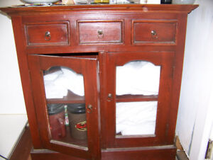 Cabinet- wood