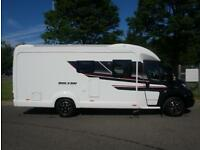 Swift Bolero 684FB 4 berth motorhome Fiat DUCATO