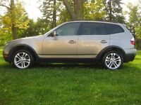 2008 BMW X3 Xdrive 3.0 si - LOADED, IMMACULATE, CERTIFIED, ETEST
