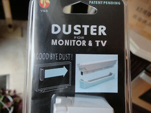 Computer Monitor & TV Duster Brush Unit - Brand New Kitchener / Waterloo Kitchener Area image 2
