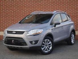 2012 61 Ford Kuga 2.0 TDCi Titanium Powershift (Grey, Diesel)