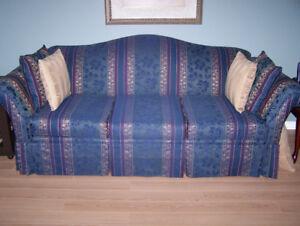 Sofa and Love Seat. 2 piece