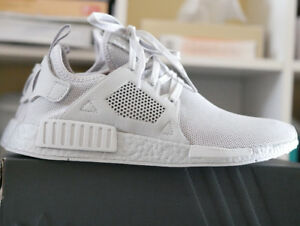 NEW Adidas NMD XR1 ALL Silver Boost DS SZ 10.5