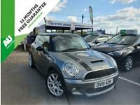 2010 MINI Hatch 1.6 Cooper S 3dr Hatchback Petrol Manual