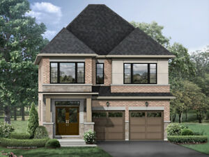 BRAND NEW 38' DETACHED HOMES IN BRAMPTON. ONLY 27 LOTS.