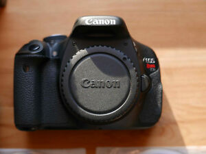 Canon EOS Rebel T3i with Canon EF 50mm f/1.8 lens - $425 Peterborough Peterborough Area image 2