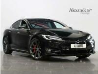 Tesla Model S Performance Ludicrous Saloon Auto 4WD 5dr Hatchback Electric Autom