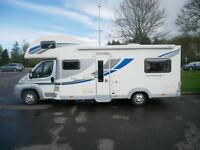 BAILEY Approach 760SE 6 Berth Motorhome Peugeot BOXER 335 ZUCKOFF TL HDI