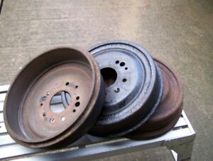 55-64 Chev Axles/ Drums/ Shoes