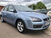 2007 Ford Focus 1.8TDCi Zetec 12 Months AA Warranty Full Service History