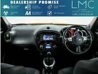 2016 Nissan Juke 1.2 N-CONNECTA DIG-T 5d 115 BHP Hatchback Petrol Manual