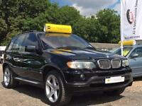 2003 BMW X5 4.6 is 5dr