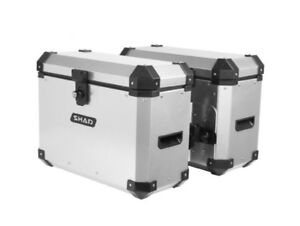 WANTED. looking for good used aluminum motorcycle saddlebags