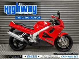 1997 Honda VFR 750 RC36 Lovely Original Condition with Warranty & 12 Month MOT