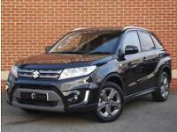 2016 16 Suzuki Vitara 1.6 SZ-T 5dr (Black, Petrol)