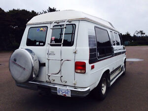 Selling 1992 CHEVY G20 VAN in MONTRÉAL from the 27th of August 2