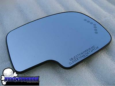04 2004 GM CADILLAC ESCALADE OEM RIGHT PASSENGER SIDE TURN SIGNAL HEATED MIRROR