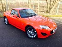 2010 Mazda MX-5 1.8 SE Roadster 2dr Petrol Manual (167 g/km, 124 bhp)