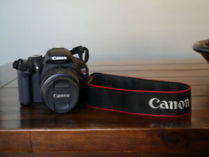 Canon T3i in mint condition