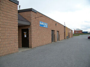 Industrial Unit for Rent / Lease in Lindsay ON - $850.00 + hst