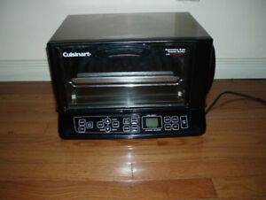Cuisinart Compact Toaster Oven Broiler Toaster Sandwich Makers