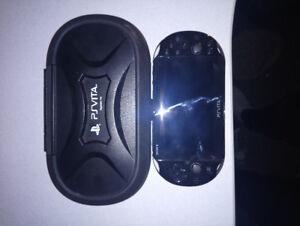 PS Vita Slim and Vita Case in Great condition