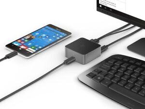 Microsoft Lumia display dock USB C