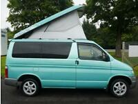 1996 Mazda Bongo Pop Top Campervan