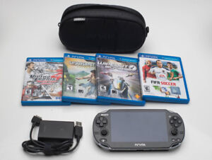 Like new SONY PS Vita PCH-1001