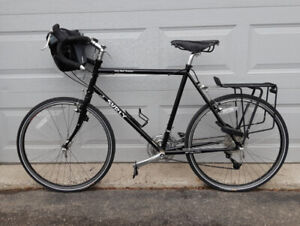 Surly LHT, Touring Bicycle