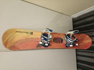Snowboard 143 cm