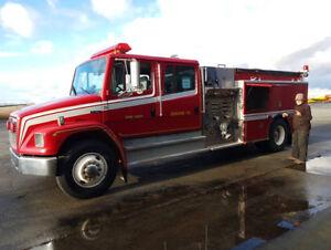 1994 Freightliner FL80 Fire Truck