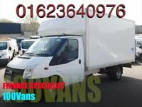 FORD TRANSIT 2.2TDCI 125PS T350L LUTON & TAIL LIFT F/S/H 85K VAN FINANCE