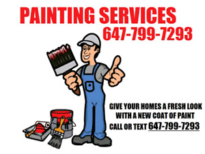 GTA PAINTING SERVICES