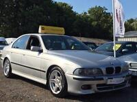 2001 BMW 5 Series 2.9 530d Sport 4dr