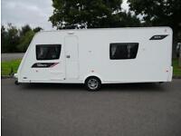 2013 Elddis Explore 504 4 berth caravan