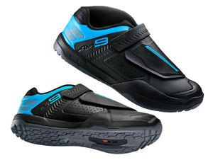BNIB SHIMANO SH-AM9 CYCLING SHOES mens size 48 EUR / 14 US