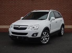 2013 62 Vauxhall/Opel Antara 2.2 CDTi SE AWD (Nav) 5dr (White, Diesel)
