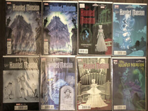 DISNEY HAUNTED MANSION Complete Book Series #1-5 for $50 or $150