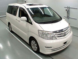 FRESH IMPORT 2006 FACE LIFT TOYOTA ALPHARD ESTIMA 3.0 VVTI MZ G EDITION SUNROOF
