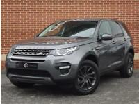 2017 17 Land Rover Discovery Sport 2.0 TD4 SE Tech Station Wagon 4x4 (Grey)