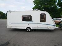Abbey Aventura 325 4 Berth Caravan