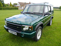 Land Rover Discovery Td5 Adventurer 2003 DEPOSIT TAKEN!