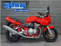 Suzuki GSF 600 S Bandit Red Original Lovely Condition P/X WELCOME 12 MOT