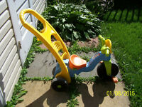 Tricycle pour apprentissage Backyardgang