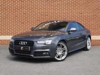 2013 63 Audi A5 1.8 TFSI Black Edition 2dr (Grey, Petrol)
