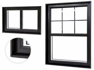Windows and doors 5 / Fenêtres de PVC et d'aluminium