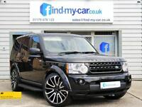 2012 12 LandRover Discovery 4 3.0 SDV6 255 Auto HSE FULLY LOADED | BLACK EDITION