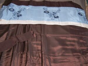 MUST GO - MAKE AN OFFER - 2 CURTAIN SETS BRAND NEW IN PACKAGE